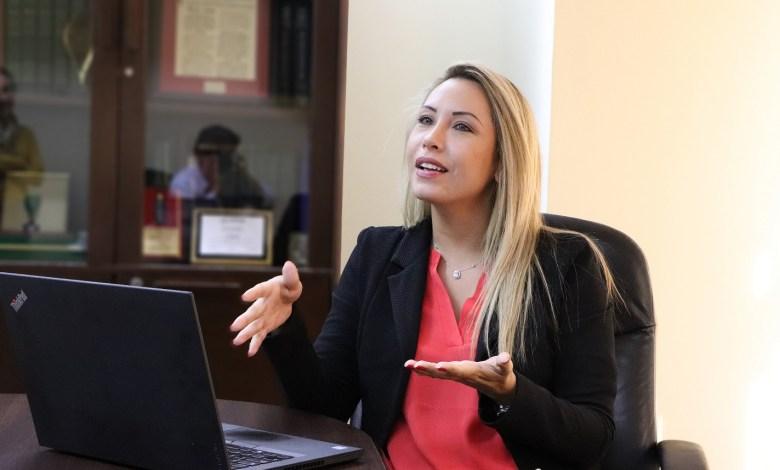 """Photo of Moira Galvez: """"Promovemos la energía limpia y la sostenibilidad"""""""