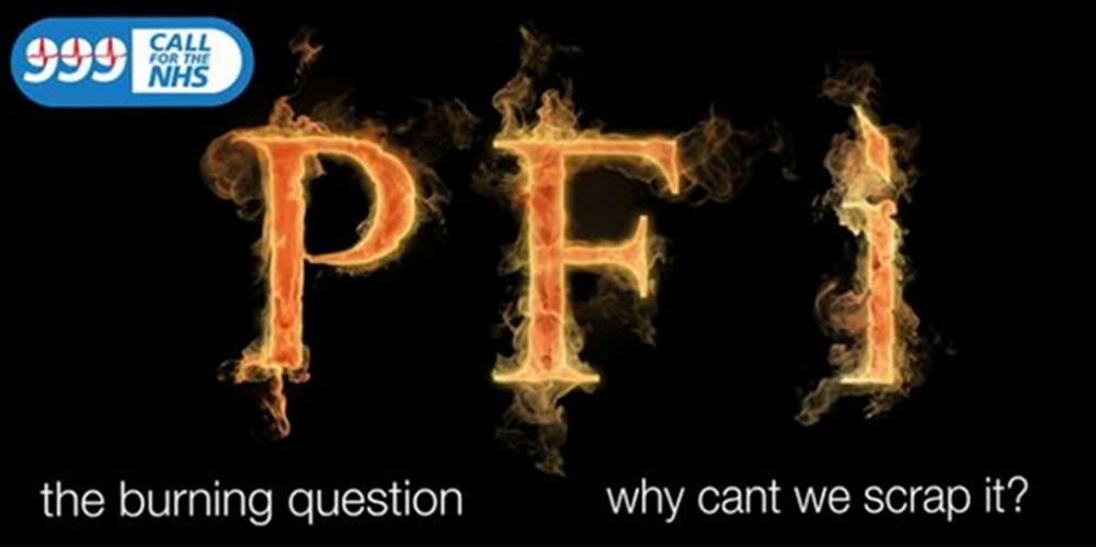 Renegotiate hospital PFI debts to fair value and use criminal prosecution where necessary
