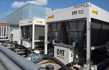 Falling Water Wallpaper Air And Water Cooled Chiller Hire Energyst Uk