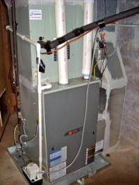 Does a Gas Furnace Dry Out the Air in Your Home?