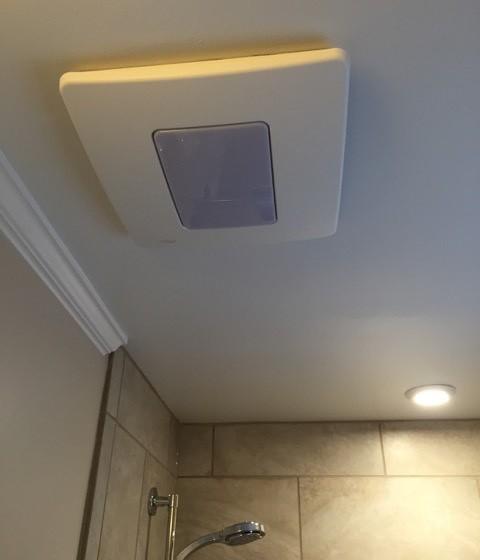 Wiring A New Bathroom Fan
