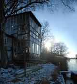 The USGBC Didn't Really Start Requiring All-glass LEED Homes.