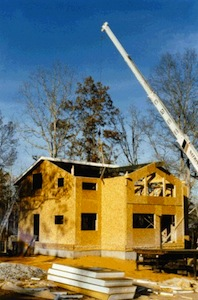 Structural Insulated Panel (SIP) Homes Can Be Very Airtight.