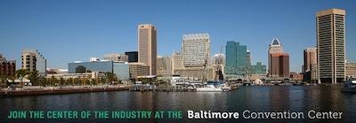 ACI 2012 National Conference Baltimore Skyline