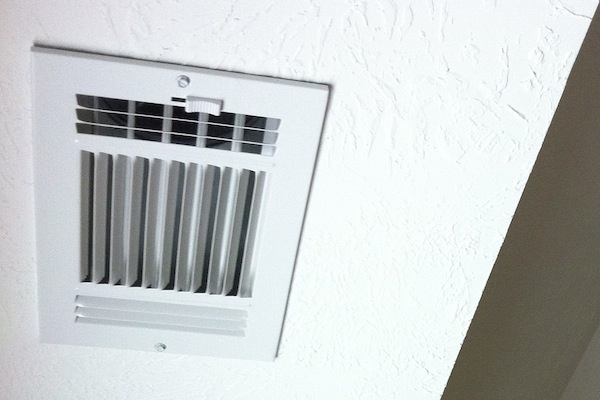 Air Conditioner Heat Pump Furnace Supply Vent Register