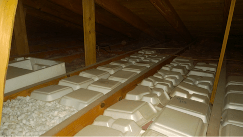 Attic Insulation To Go Polystyrene Boxes 1b