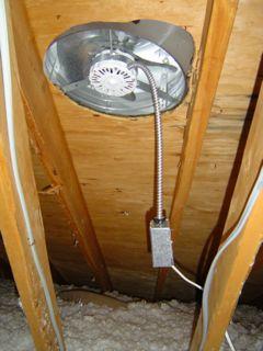 The New Georgia Energy Code Bans Most Power Attic Ventilators.