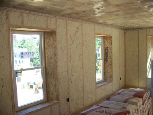 Double Wall Cold Sheathing Moisture Content BSC 1