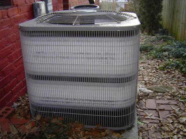 Heat Pump Frost Defrost Cycle Outdoor Coil