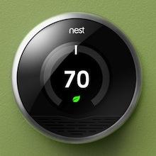 Hvac Thermostat Nest 1