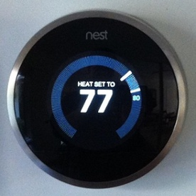 Nest Learning Thermostat Energy Savings