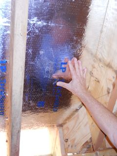 Radiant Barrier Roof Sheathing Can Lower The Temperature In Your Attic, But Is It Cost-effective.