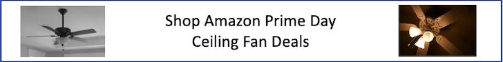 Ceiling fan Amazon Prime Day deals