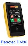 Retrotec DM32 digital manometer