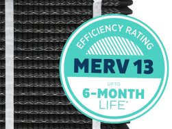 The three main rating scales for filter efficiency: MERV, FPR, and MPR