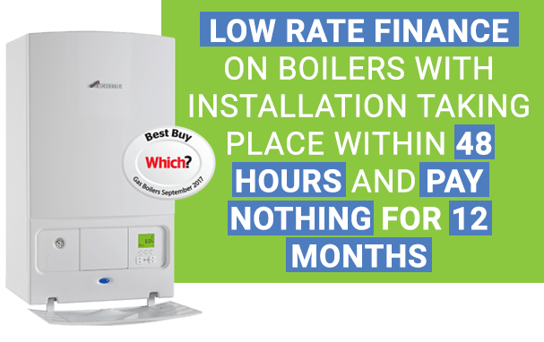 New Boiler – Boilers On Finance In Wigan