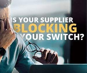 Can your energy supplier stop you from switching?