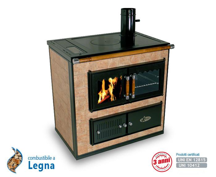 COOKER La termocucina idro a legna  Produzione  ENERKOS