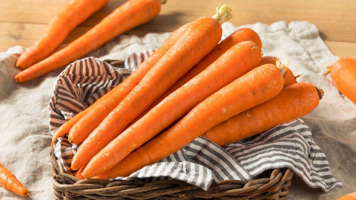 Resultado de imagen de zanahorias