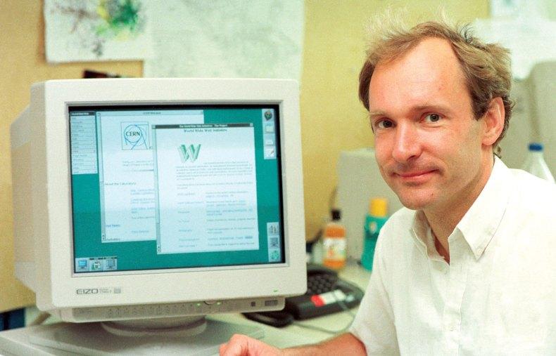 Tim Berners-Lee y la Web