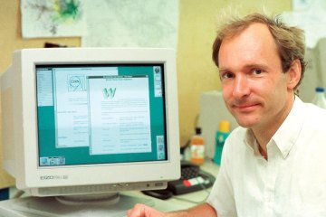 Tim Berners-Lee y la Web