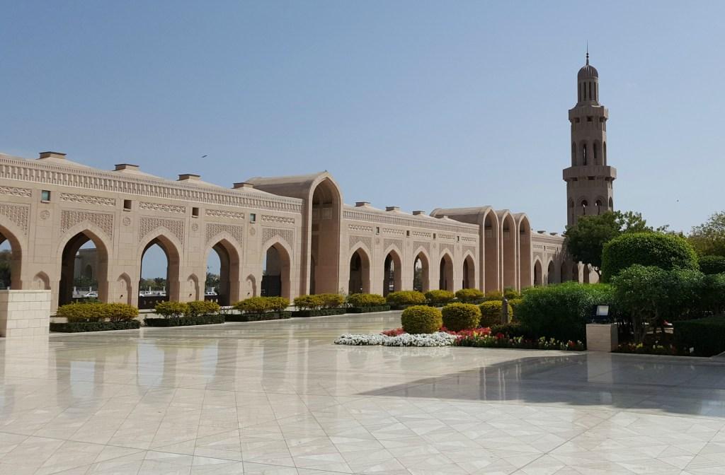 Moskeen i Oman