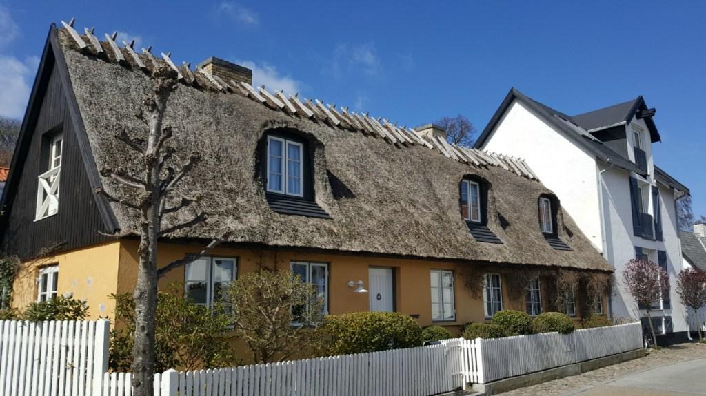 Sletten Havn i Humlebæk i Nordsjælland