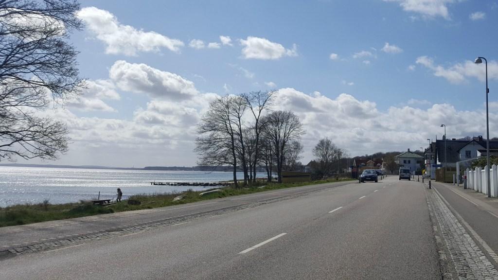 En tur på Strandvejen i Nordsjælland