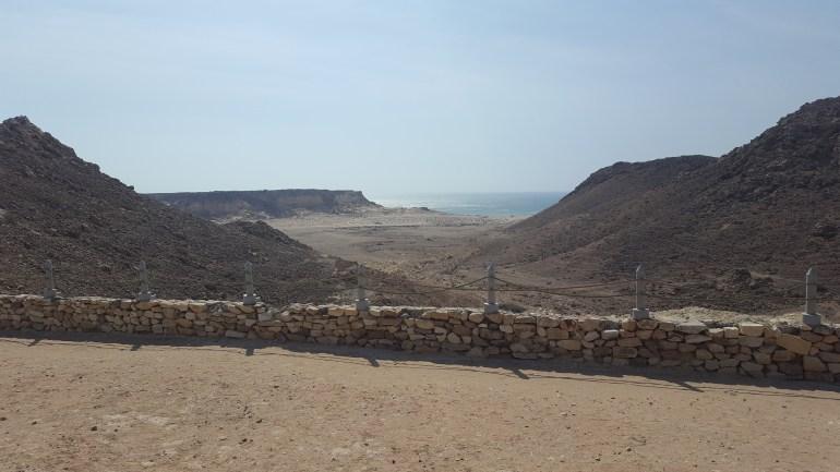 Ras al Jinz Turtle Reserve i Oman