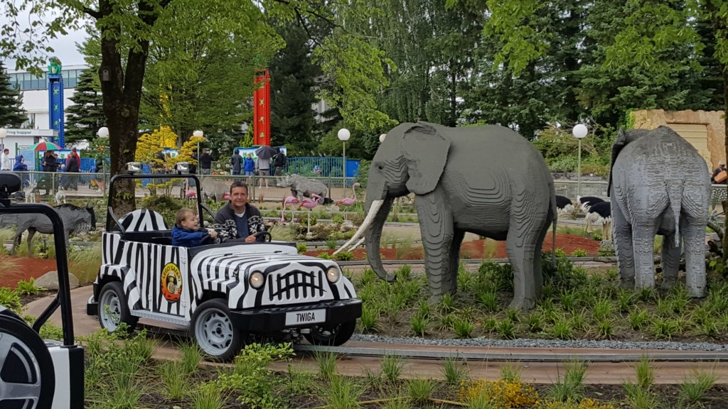 Safari in Legoland