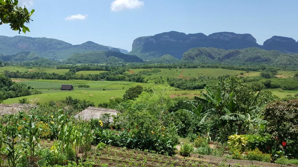 Mountains of Vinales, CUba