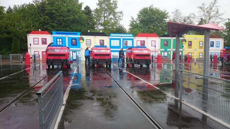 Fire Brigade Legoland