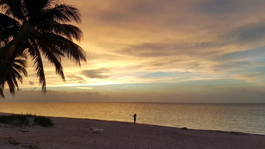 Sunset Cayo Levisa, Cuba