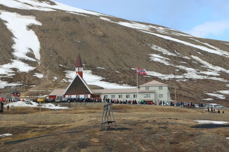Longyearbyen_Svalbard_kirke
