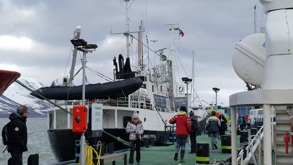 Sejltur_Svalbard_Skibet