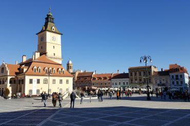 Brasov_Raadhusplads