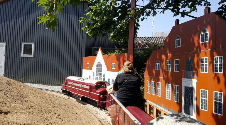 Danmarks Jernbanemuseum Mini Tog