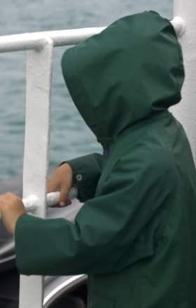 enfant-sur-ferry-Norvège voyage famille