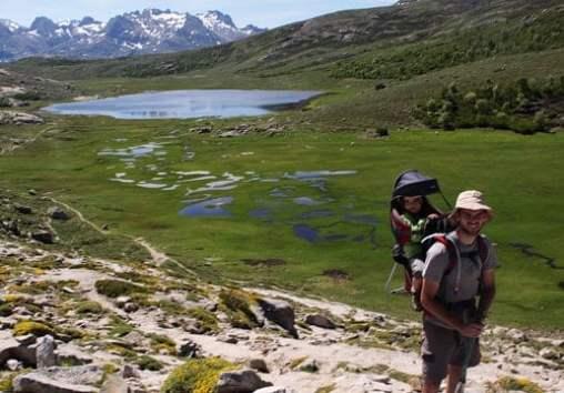 Lac-Nino-en-Corse randonnée en famille enfant