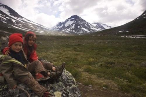 enfant norvège climat