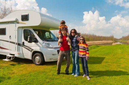 camping-car voyage en famille