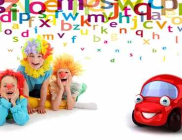enfant-voiture-jeu-lettres