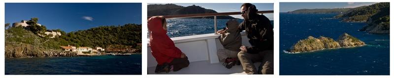 île de port-cros avec enfant