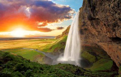 voyage famille enfant guide conseil info Iceland - Seljalandsfoss