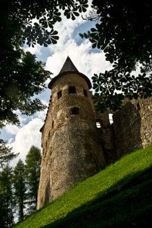voyage-famille-enfant-château-la-Stara-Lubovna-Slovaquie