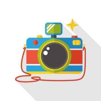 appareil photo enfant ludique