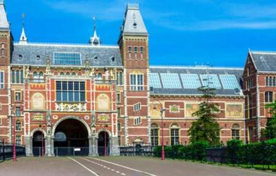 musée-d'Amsterdam-Rijksmuseum