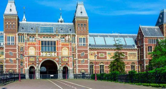 Amsterdam en famille-le-Rijksmuseum