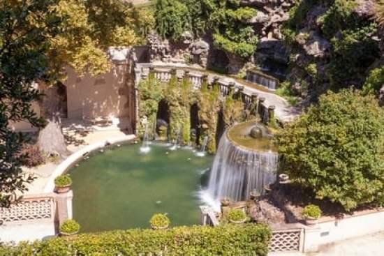 villa borghese rome en famille