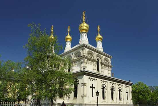 église-russe-genève